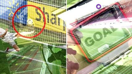 Goal-line technology will be used again at 2018 World Cup in Russia - TomoNews | موفيز هوم  RUSSIA  Goal-line technology will be back again at the 2018 FIFA World Cup Russia.  Here's a guide of the two goal-line systems that will be used to help referees decide whether a goal has been scored or not.  One system uses several cameras that have been installed high up within the stadium to determine whether the entire ball has crossed the goal line. The magnetic system tracks the receptors in…