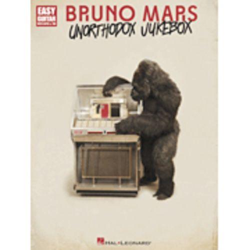 Hal Leonard - Bruno Mars - Unorthodox Jukebox: Easy Guitar