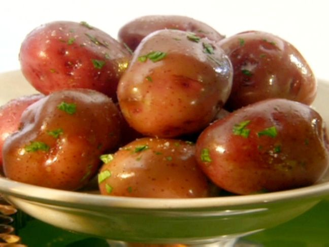 Boiled Potatoes from FoodNetwork.com