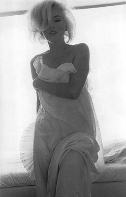 10/07/1962 Marilyn in Bed par Bert Stern - Divine Marilyn Monroe