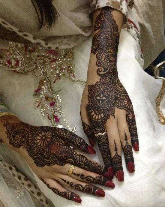 Bridal Mehndi Design 2 on Designs Next  http://www.designsnext.com/30-beautiful-bridal-mehndi-design/