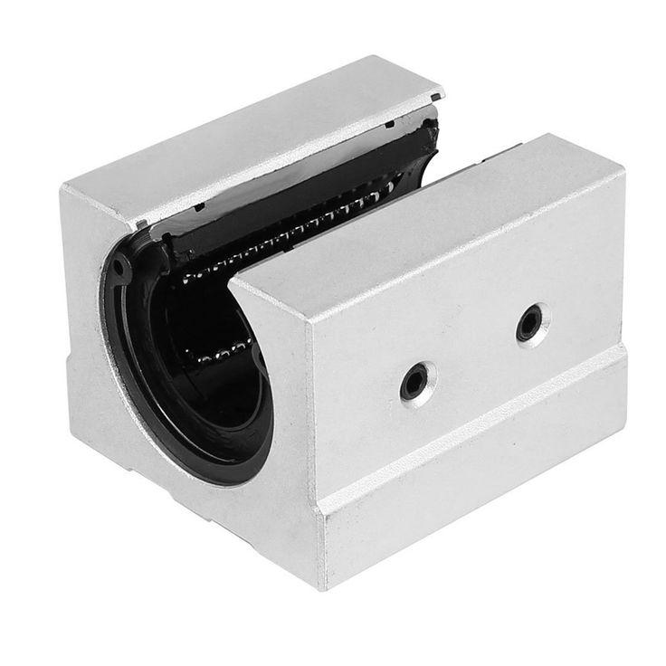 4 teile/los Freies verschiffen SBR12UU 12mm Linearkugellagerblock CNC Router SBR12