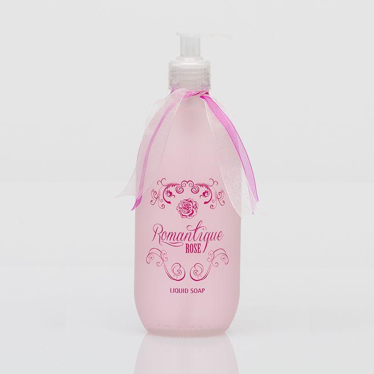 Romantique Rose Liquid Hand Soap