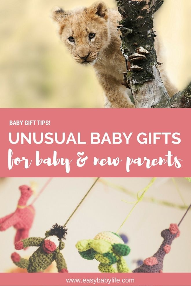 Unusual baby gifts | Charity gift tips | Gifts for new parents | Baby gifts