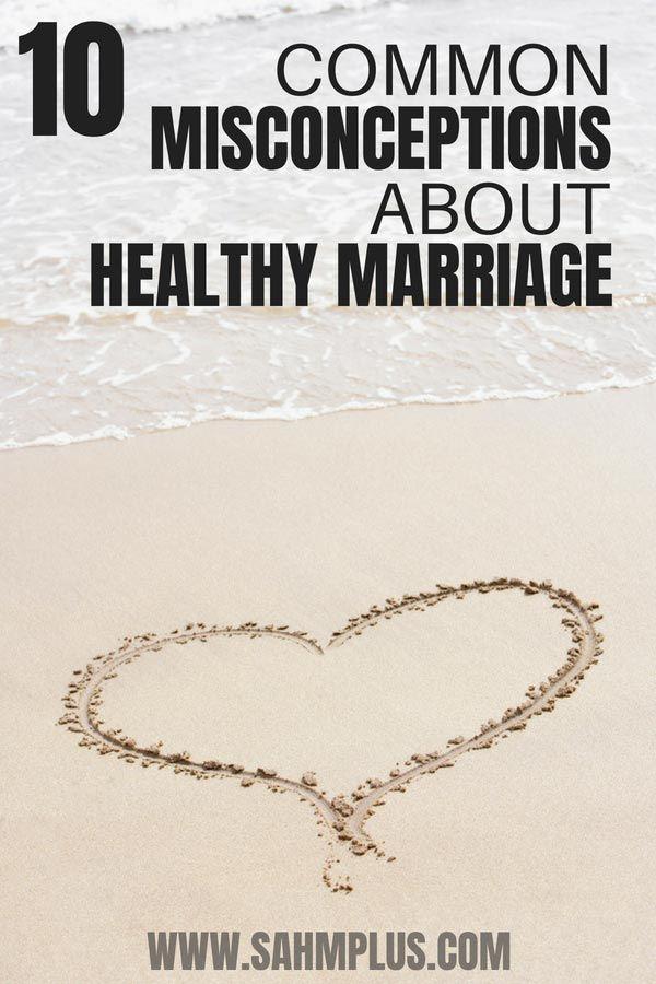 Equívocos no casamento saudável que você não deve acreditar!   – Random