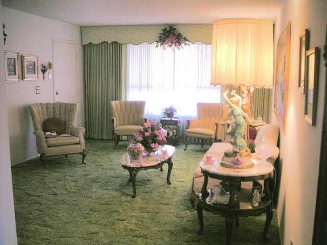 1960s Home Dcor Interior Design Phoenix Homes Through The Decades