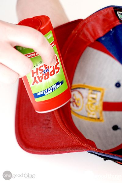 How To Clean Baseball Hats 12