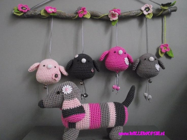 roze/grijs