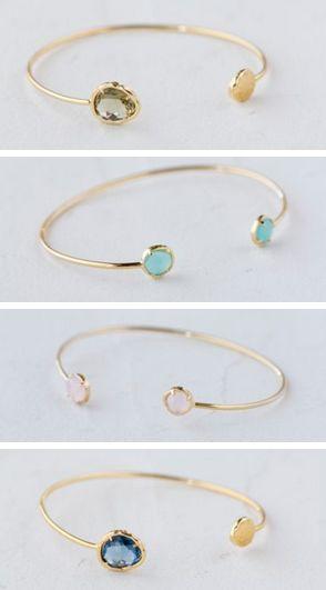 Gorgeous cuff bracelets