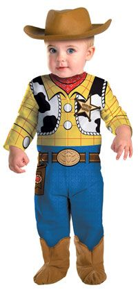 Quality Infant Woody Costume - Disneys Toy Story Costumes