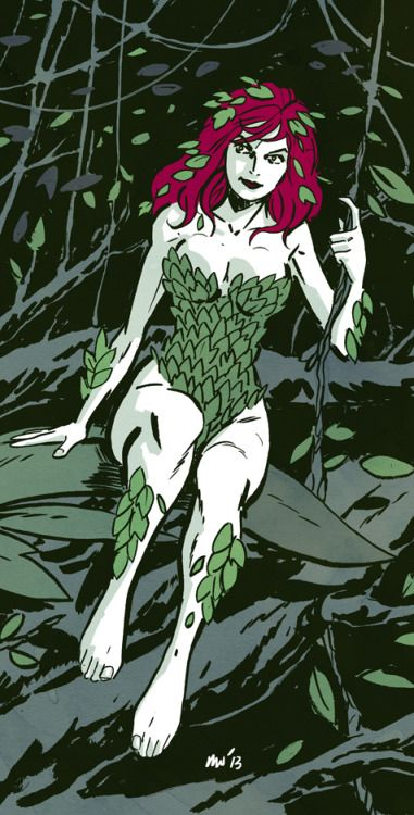Poison Ivy - Michael Walsh                                                                                                                                                                                 Plus