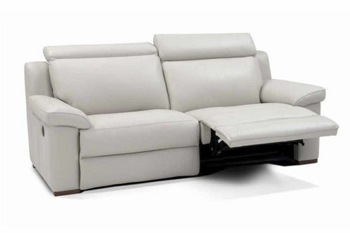 traditional leather recliner sofa surano incanto group. Black Bedroom Furniture Sets. Home Design Ideas