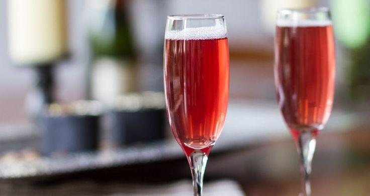 Champagne με ρόδι
