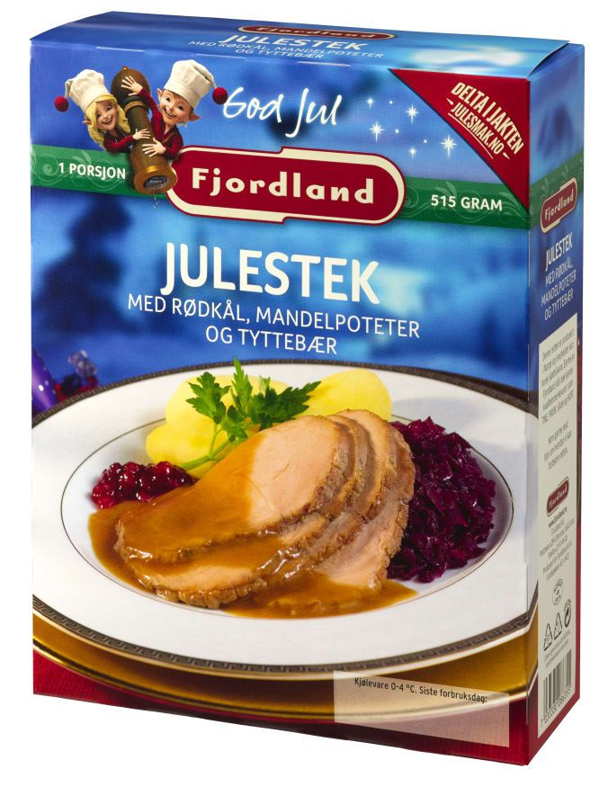 Norwegian Christmas Dinners