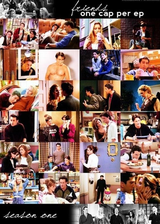 Friends Season 1 (@Lauren Davison Davison Davison Davison Watson check these out!!)