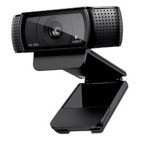 One of the best webcams I have ever used! Logitech HD Pro Webcam C920, Widescreen Video Calling and Recording, 1080p Camera, Desktop or Laptop Webcam.I use it almost daily. #Logitech #webcam #camera