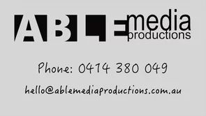 Able Media Productions on Vimeo