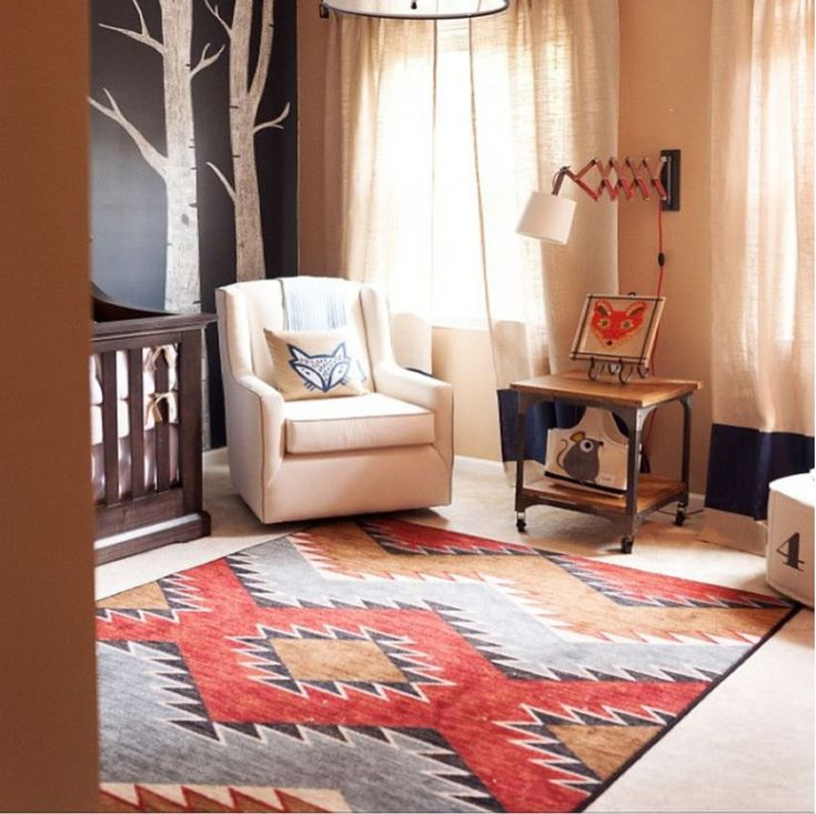 Southwestern Rugs Made in the USA. Commercial-Grade Nylon. Sale Ending Soon. 6 Sizes. Free Shipping!