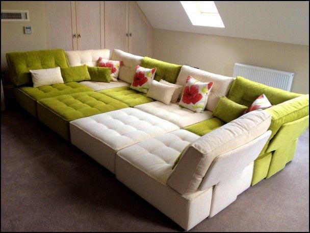 Modular Floor Cushions Sofas In 2020 Cushions On Sofa Cinema