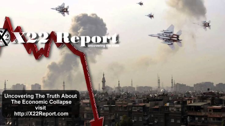Central Bankers Are Making Plans To Air Strike Syria, False Flag Alert -...
