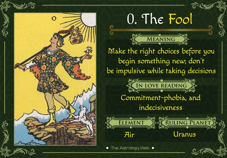 What does the joker card mean in tarot