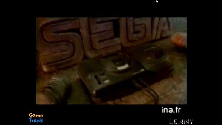 "[HD] Compilation des Publicités ""Version Longue"" SEGA MEGADRIVE MEGA CD ..."