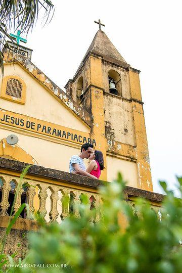 Ensaio de Namoro; pré wedding; Paranapiacaba; Igreja jesus de Paranapiacaba; Catedral; Photo from Wedding; collection by Above ALL fotografia e filmagem