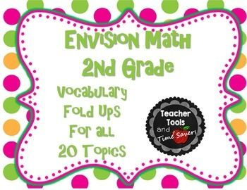Printables Envision Math 2nd Grade Worksheets 1000 images about envision math on pinterest money worksheets 2nd grade vocabulary fold ups for all 20 topics