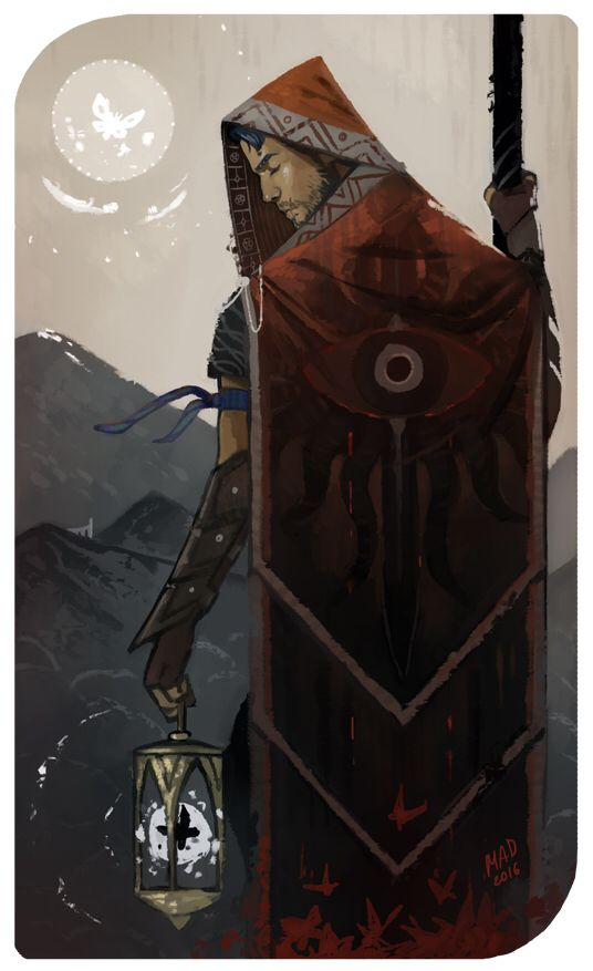 189 Best Images About Awesome Dragon Age Tarot Cards On