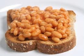 Beans on Toast - classic!