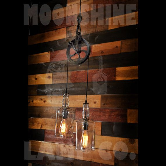 The Warehouser Industry Farm Pulley Industrial por MoonshineLamp
