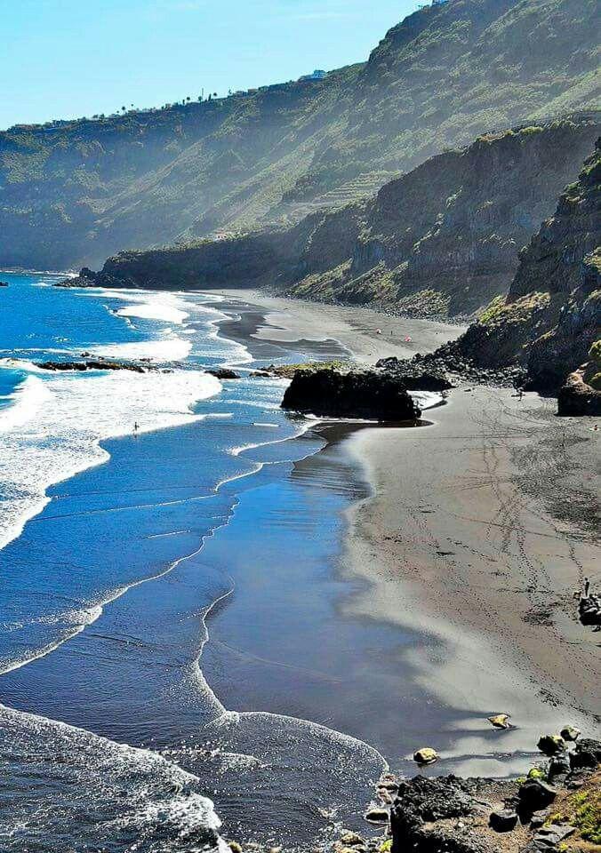 Playa de los Patos, Tenerife