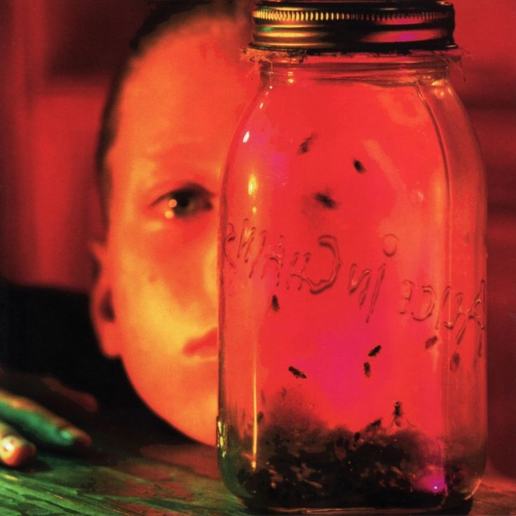 Alice In Chains - Jar Of Flies Cd Cover