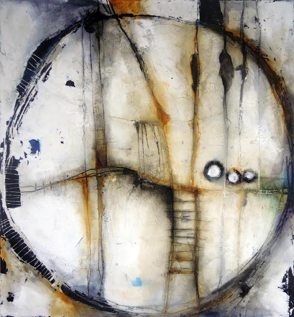 Agustin Castillo ~ Abstract No. 419, 2012 (mandala)
