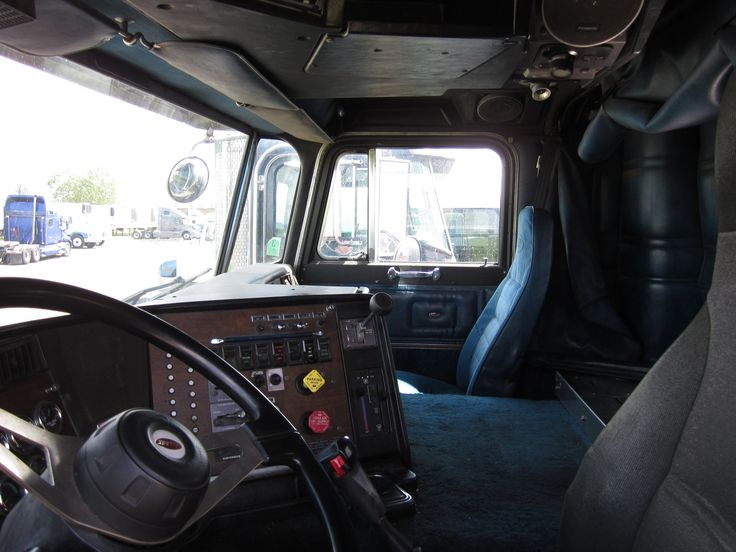 Peterbilt 362 interior peterbilt 362 cabover coe - Peterbilt 379 interior accessories ...