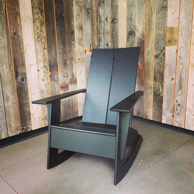 Emmet Outdoor Rocking Chair From Loll Designs.