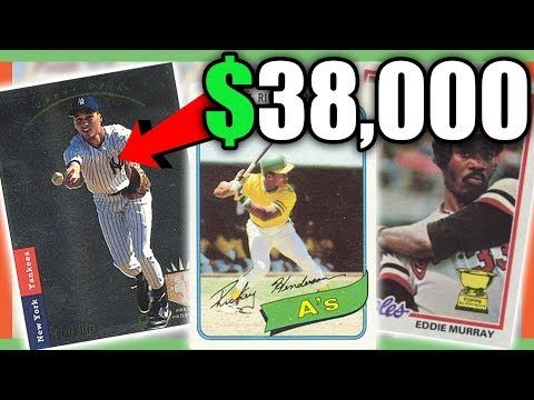 Rare Baseball Cards Worth Money Most Expensive Cards To Look For