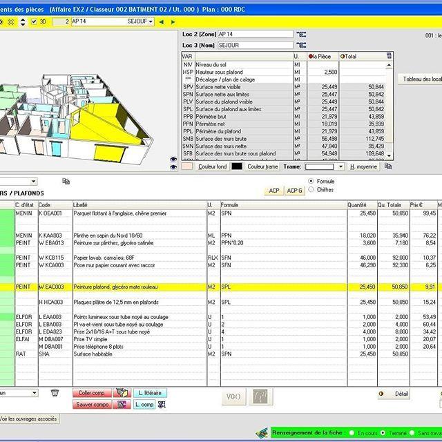 Etude De Prix Sur La Base Dune Maquette Numerique Bim Http Crwd Fr 2cn7lp0 Building Information Modeling Etude Classeur
