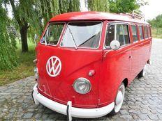 Volkswagen - T1 à parebrise en 2 parties - 1967