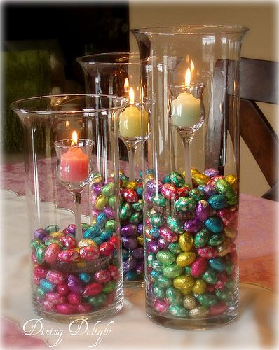 Easy easter centerpiece to file pinterest