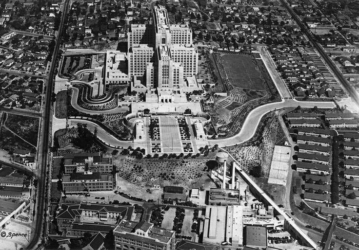 General hospital circa 1930 los angeles east los