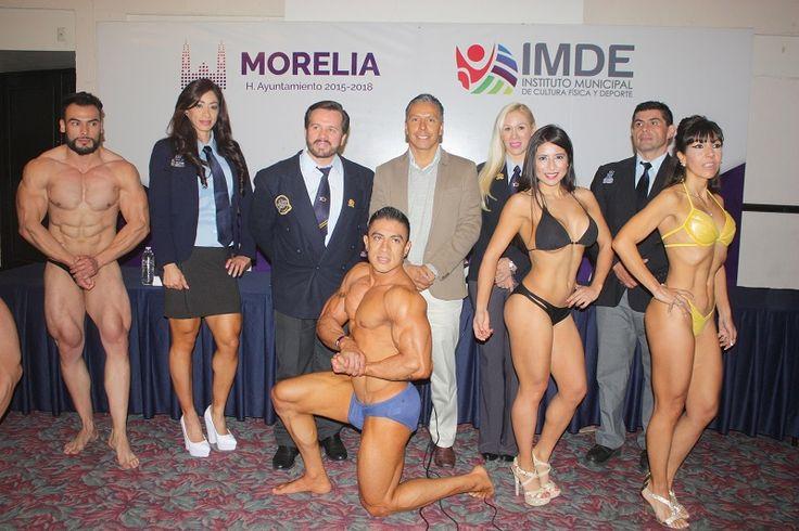 La competencia es organizada por la Asociación de Fisicoconstructivismo y Fitness del Estado de Michoacán; se espera participen alrededor de 200 exponentes de 4 entidades de la República Mexicana – ...