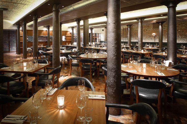 Hawksmoor Guildhall #London #restaurant #accorcityguide // The nearest AccorHotels: Novotel London Blackfriars