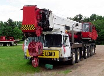 Mobile Crane, Telescopic Crane, All Terrain Cranes, Hydraulic Cranes Services, Cranes on Hire Companies in Delhi