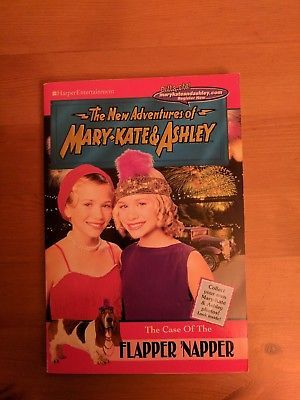New Adventures of Mary-Kate and Ashley: The Case of the Flapper 'Napper V by Ma…