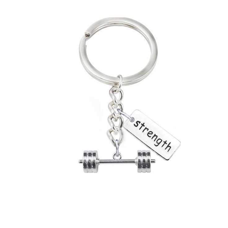 Like and Share if you want this  One Piece Hotsale Barbell Strength Fitness Gym Motivation Keychains & Key Finder     Tag a friend who would love this!     FREE Shipping Worldwide     Get it here ---> http://www.wodcasual.com/one-piece-hotsale-barbell-strength-fitness-gym-motivation-crossfit-keychains-key-finder/