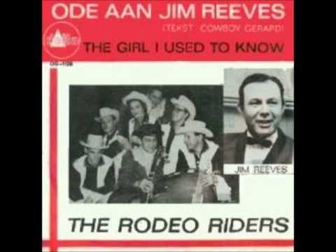 (Cowboy) Gerard & De Rodeo Riders Ode Aan Jim Reeves
