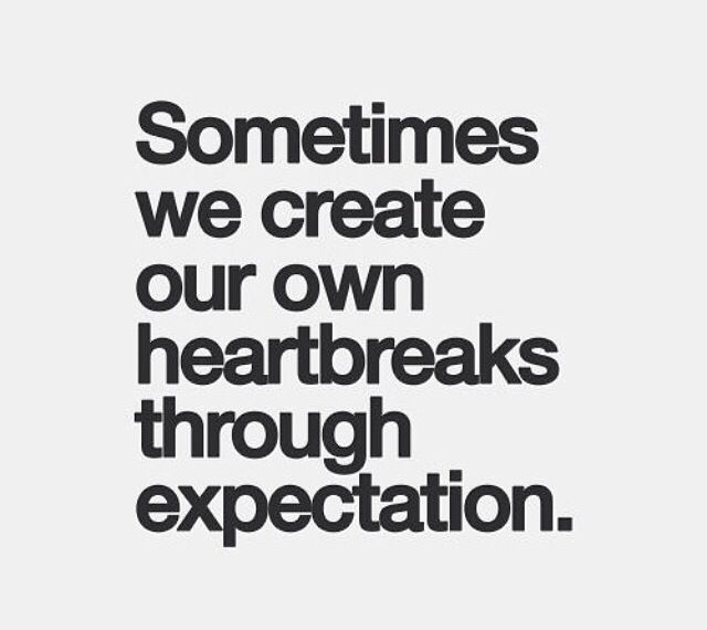 Expectations In A Relationship Quotes: 17 Best Sad Heartbreak Quotes On Pinterest