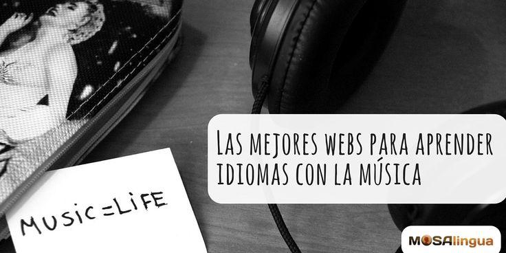 ES - Las mejores webs para aprender idiomas con la música