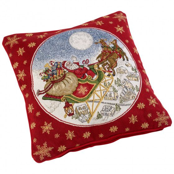 Villeroy & Boch Christmas Toys 2017 Gobelin pillow 45x45cm-00